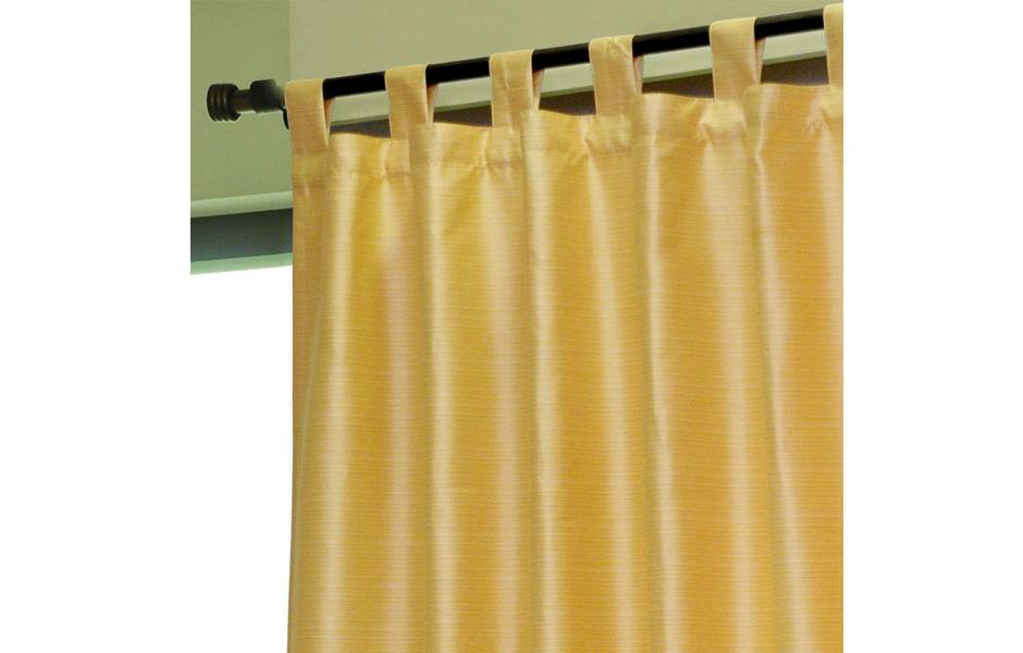 Cortinas De Baño Feng Shui: de tela basta de seguridad 100 % poliester colores salmón crudo